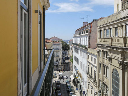 Lisbon Best Apartments -Chiado Trindade Apartments - T1 - Vista