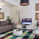 Lisbon Best Apartments -Chiado Trindade Apartments - T1 - Sala de Estar